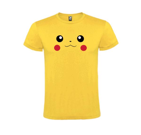 Polera Pikachu Pokefans